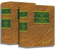 Código de Legislación Inmobiliaria, Hipotecaria y del Registro Mercantil ( 2 Tomos ) ; NOTA: el Precio incluye los 2 Tomos: Código de Legislación ... Mercantil (Tomo II) (Nuevos Clásicos)
