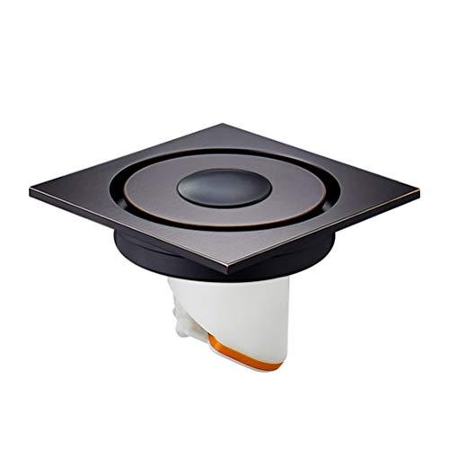 SPAQG koper vloer afvoer deodorant innerlijke kern badkamer douche kamer anti-water overlopen wasmachine onzichtbare vloer afvoer