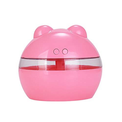 JiaMeng Humidificador Humidificador Aromaterapia, aromaterapia del Aroma del difusor LED del Aceite Esencial del Aroma de la purificación del Aire - JMJS041
