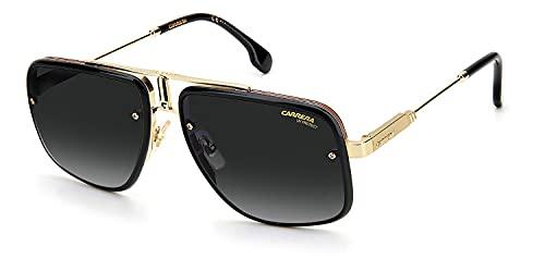 Carrera CA Glory II Gafas, Gold Blck, 59 Unisex Adulto