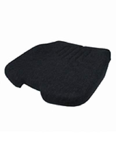 Grammer Maximo bestuurdersstoel S731 zitkussen zitkussen stof zwart met uitsparing