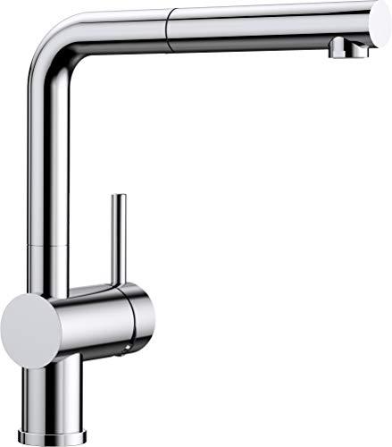 Blanco Linus-S Küchenarmatur, chrom, 512402