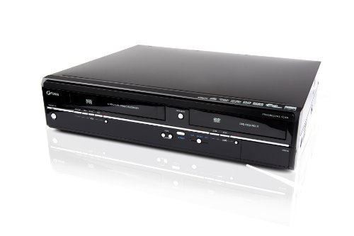 Funai WD6DM100 2-in-1 DVD/VCR-Rekorder schwarz