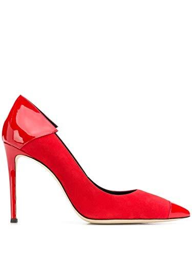 Giuseppe Zanotti Luxury Fashion Damen I960017005 Rot Pumps | Herbst Winter 19