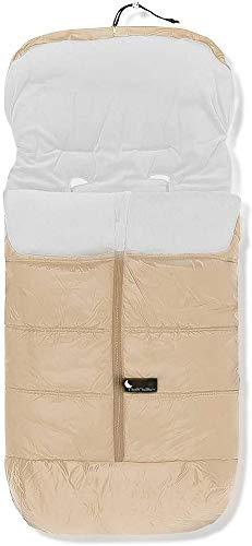 Interbaby 10024-31 - Saco de abrigo universal, Gris