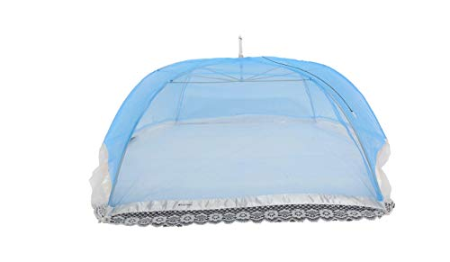BabyShower Mosquito Net for Baby, Blue_P