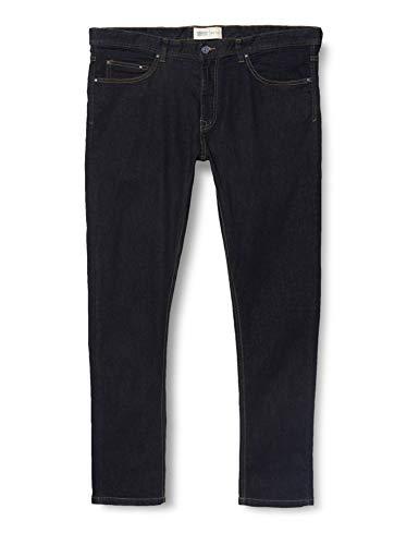 Springfield Herren Jeans Skinny Rinse-c/10 Hose, Blau (Navy 175716410), 38 (Herstellergröße: 40)