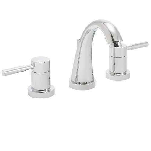 Speakman SB-1022 Neo Two Handle 8-Inch Widespread Bathroom Faucet, Polished Chrome