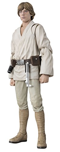 Star Wars A NEW HOPE - Luke Skywalker [SH Figuarts] [import Japonais]