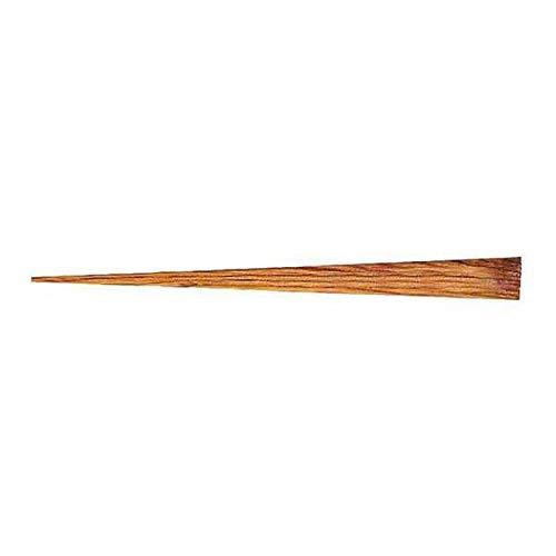 Wheelbarrow Wedge, 24', Clear (2 Pieces)