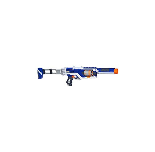 Nerf N-Strike Elite Spectre Rev-5 Stealth Blaster by Nerf TOY (English Manual)