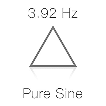 3.92 Hz Pure Sine Delta Wave Schumann Sub-Resonance for Deep Sleep