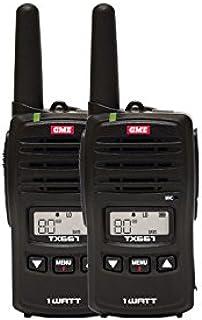 GME TX667TP 1 Watt UHF CB Handheld Radio - Twin Pack