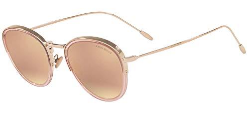 Gafas de Sol Giorgio Armani FRAMES OF LIFE AR 6068 Rose Gold/Rose Gold 50/22/150 hombre