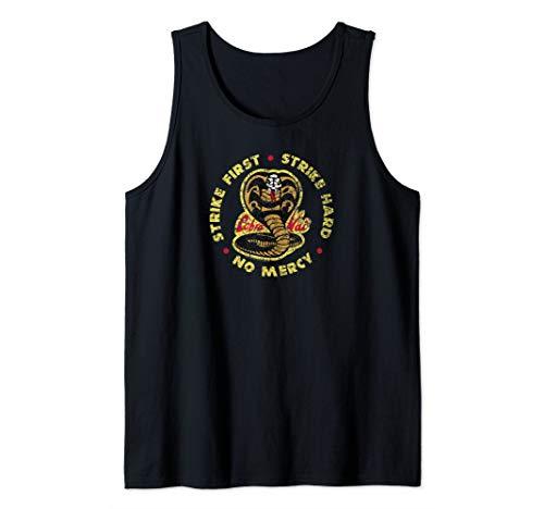 The Karate Kid Cobra Kai Vintage Tank Top