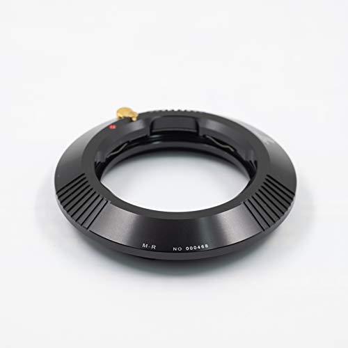 TTArtisan Anillo adaptador M-RF compatible con lente de montaje Leica M compatible con cámara EOSR (M-RF)