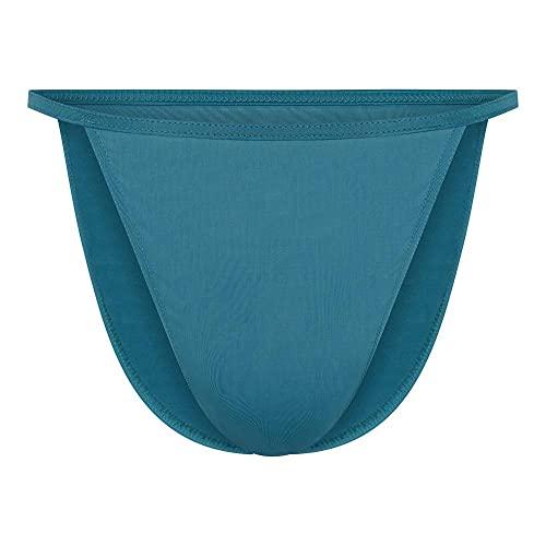 Kiniki Men's Newton Tanga Underwear - Turquoise