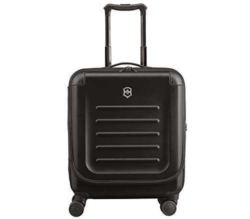 Victorinox Spectra 2.0 Dual-Access Hardside Spinner Suitcase, Black,...