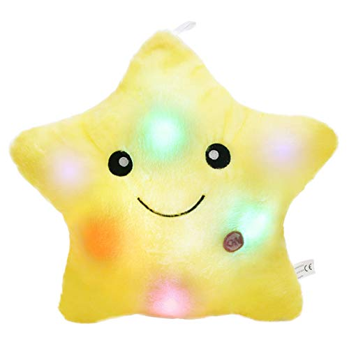 WEWILL Creative Twinkle Star Glowing LED Night Light