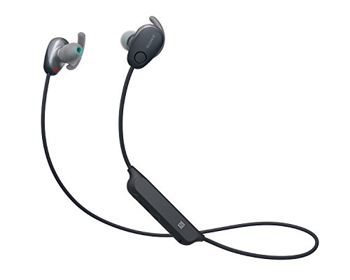 Sony WI-SP600N Sport Kopfhörer (Kabellos, Noise Cancelling) schwarz, mit Alexa-Integration