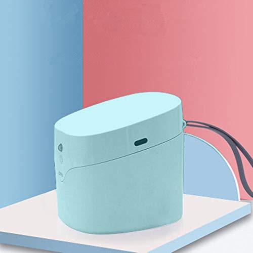 除菌器 除菌ケース 紫外線UV除菌器 USB充電式携帯用スマホ除菌ケース 99.99%全面殺菌 消毒ボックス 小物滅菌ボックスUV除菌/時計/イヤホン/指輪ウイルス対策 mini消毒ケース (緑)