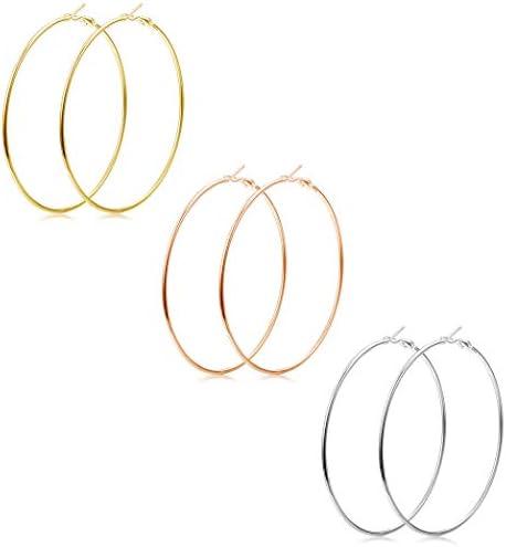 100mm hoop earrings _image2