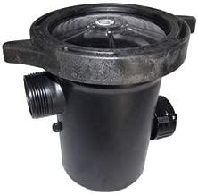 Waterway Plastics 310-5400B Hi-Flo Pump Strainer Housing with Lid & Basket Same as 310-5400