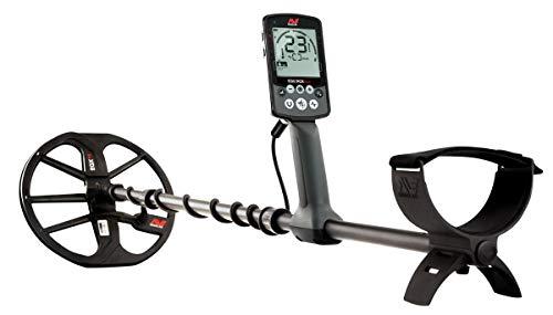 Minelab Equinox 600 - Detector de metales para mar agua y monedas