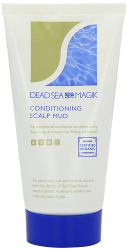 Dead Sea Spa Magik Conditioning Scalp Mud 150ml/5oz