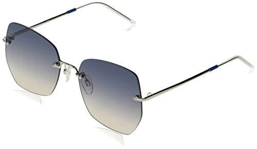 Tommy Hilfiger Damen TH 1667/S Sonnenbrille, PALL AZUR, 57