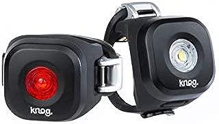 KNOG Blinder Mini Dot Bicycle Headlight/Tail Light Twinpack