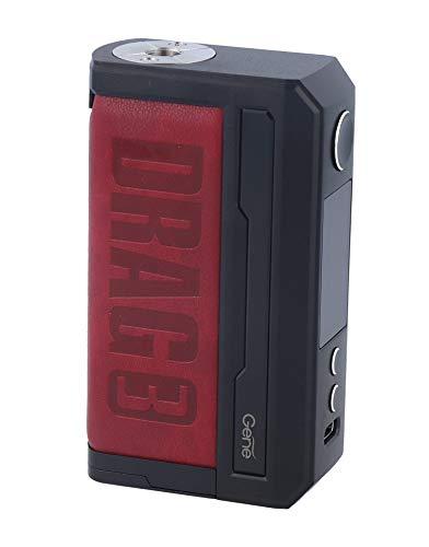 VooPoo Drag 3 Akkuträger - max. 177W Ausgangsleistung - Box Mod - Farbe: Marsala