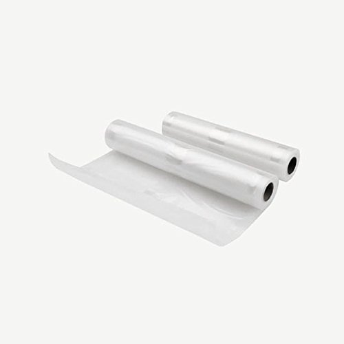Lacor Pack of 2 Plastic tube Rolls for Vacuum Pack Machine by Lacor