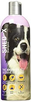 dog shampoo shed control