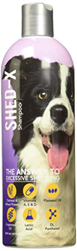 Shed-X Shed Control Shampoo for Dogs and Cats