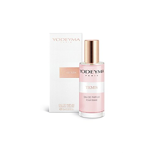 Yodeyma - Eau de Parfum Temis, fragranza femminile, 15ml