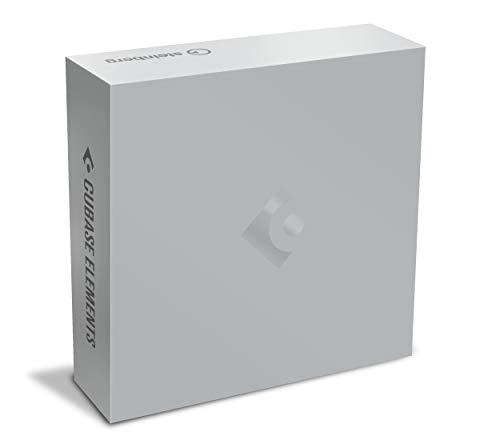 Steinberg Cubase Elements 10 - Software de edición de audio/música (Windows 10,Windows 7,Windows 8,Windows 8.1, Mac OS X 10.12 Sierra, Mac OS High Sierra (v.10.13))