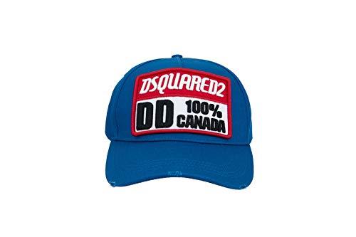 DSQUARED2 BCM0210 Cappello Uomo Men's Baseball cap