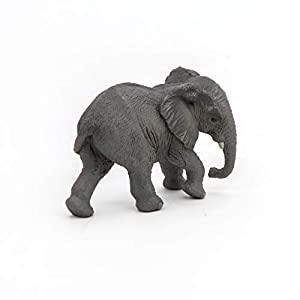 Papo Young African Elephant Figure, Multicolor