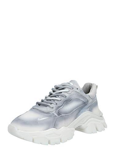 Bronx Damen Sneaker Low Tayke-Over weiß 38