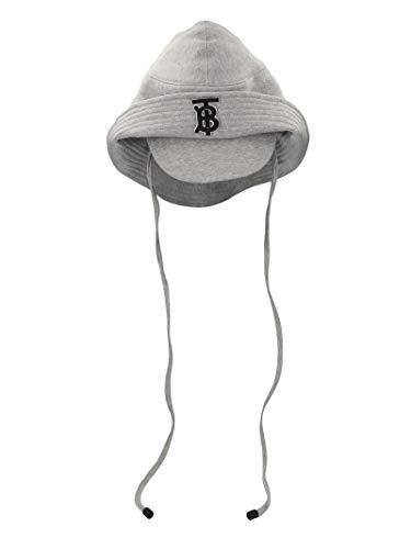 BURBERRY Luxury Fashion Herren 8014009 Grau Baumwolle Hut | Jahreszeit Outlet