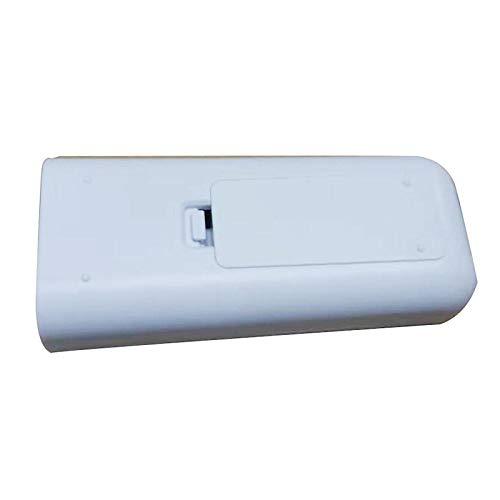 Recambio de mando a distancia blanco para robot de barrido...