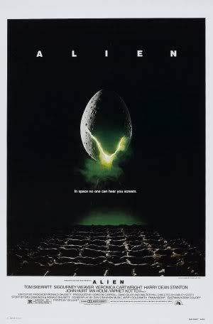 Alien - Sigourney Weaver – Film Poster Plakat Drucken Bild – 30.4 x 43.2cm Größe Grösse Filmplakat Ridley Scott