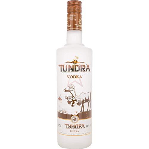 Tundra Vodka 40,00% 0,70 Liter