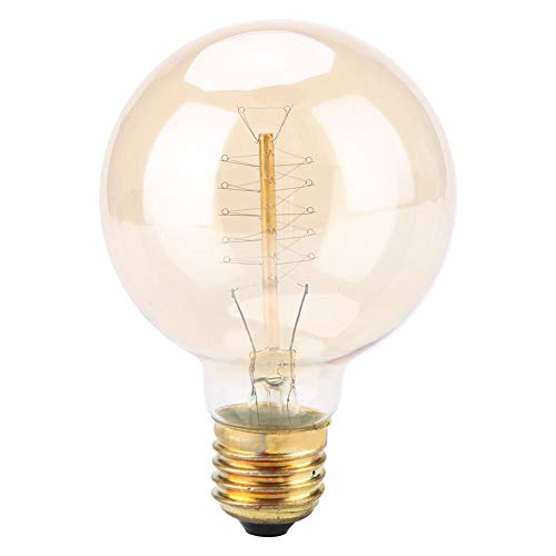 koulate 2pcs Bombilla Edison LED, Bombilla de filamento Edison - Bombilla Decorativa...
