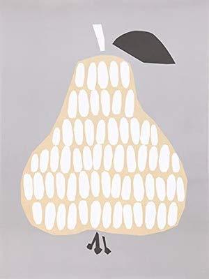 洋梨 北欧 アートパネル 油絵 ポスター 装飾画 アートフレーム 人気 インテリア 壁アート 写真の装飾 おしゃれ モダン 寝室の装飾風景 壁掛け 壁飾り 飾り絵 新築飾り 贈り物40x50cm(フレーム付き)