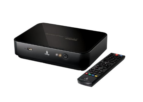 Iomega Screenplay Director - Disco Duro Multimedia HD (2000 GB,...