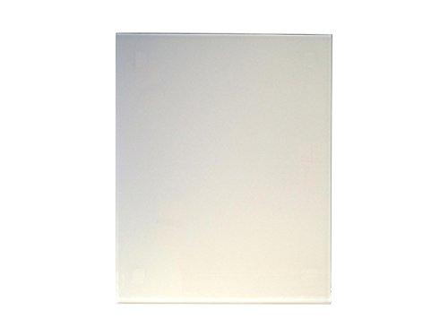 Jollytherm 10511 Bella-Jolly IR Glasheizkörper, weiß, 55 x 70 cm