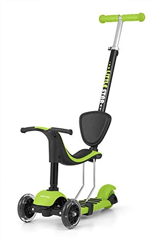 3in1 Milly Mally Little Star Pusher Scooter