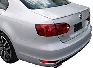 Factory Style Spoiler for the Volkswagen Jetta Painted in the Factory Paint Code of Your Choice #532 LC9X